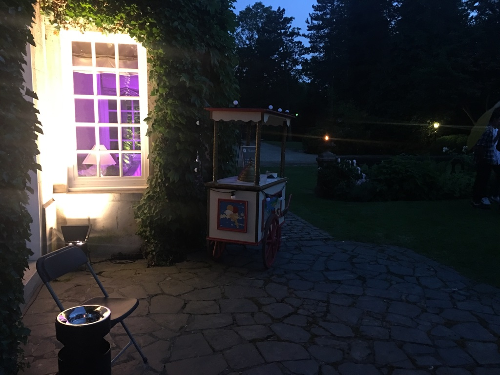 Garden party, Uccle