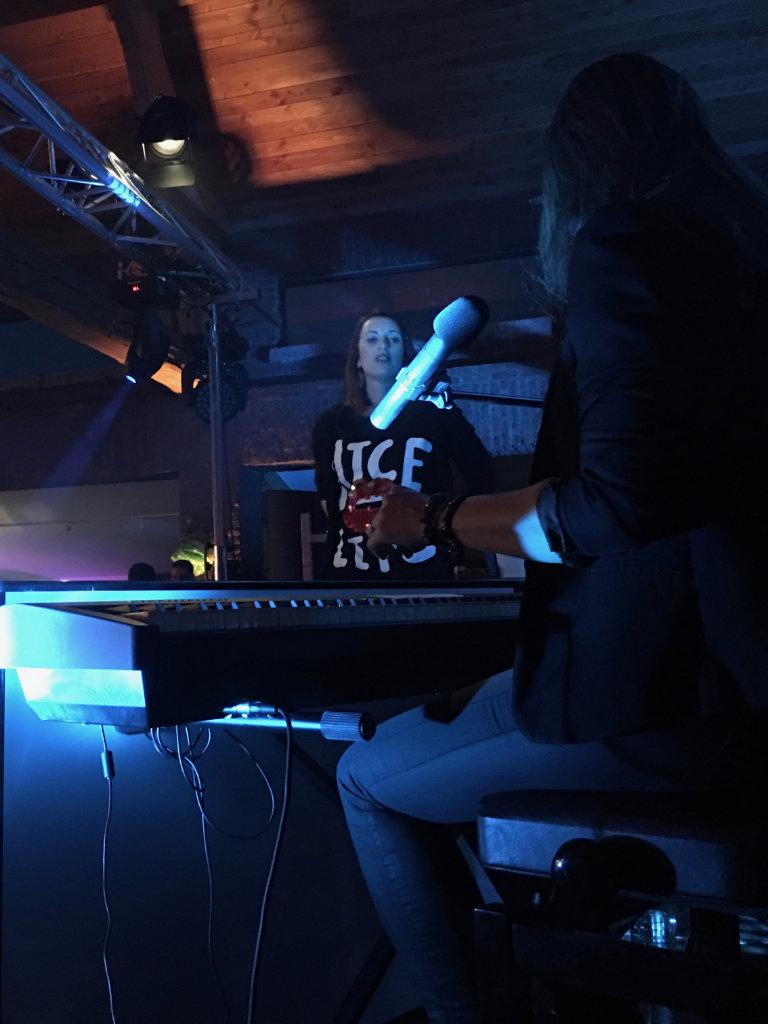 Concert privé, Soignies