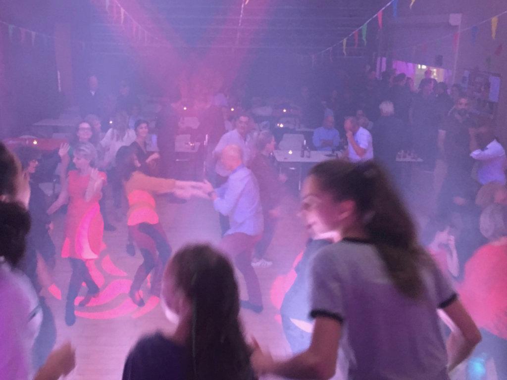 Soirée dansante du Bonhomme Hiver, CC De Moelie, Linkebeek