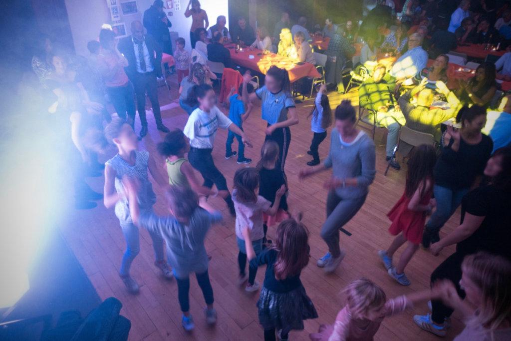 Bal des enfants, Soirée dansante du Bonhomme Hiver, CC De Moelie, Linkebeek