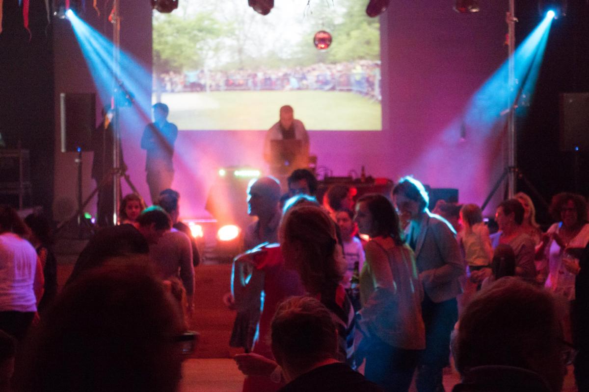 Soirée dansante du Bonhomme Hiver, Linkebeek